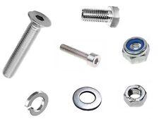 JCP Metalfix 5.5 x 50 Steel to Steel Bi-Metal Stainless Hex w// 16mm Washer