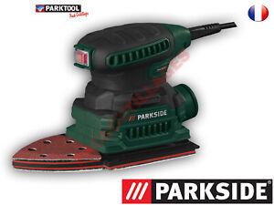PARKSIDE® Ponceuse multifonction PPS 200 C2, 200W