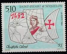 Saint Pierre et Miquelon postfris 1992 MNH 645 - Ontdekking Amerika