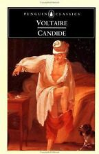 Voltaire Candide by Voltaire (1950, Paperback)