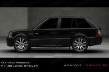 Aerokit P1 bodykit rear boot tailgate spoiler for Range Rover Sport 2005-2009