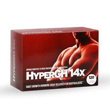 HyperGH 14X NATURAL Gains Boosts, Lean Muscle Mass Workout