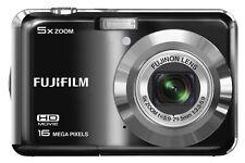 Fujifilm FinePix una serie AX550 16.0 MP Fotocamera Digitale-Nero
