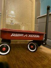 Radio Flyer W5 Mini Little Toy Wagon- Red