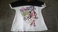 Monster High T-Shirt Neu Mit Etikett 10/12 Jahre ca. 146/152