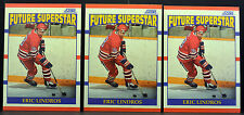 LOT (3) 1990 Score #440 ERIC LINDROS Future Superstar Rookie RC - all MINT