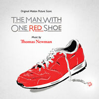 THE MAN WITH ONE RED SHOE Thomas Newman CD La-La Land SOUNDTRACK Score Ltd NEW!