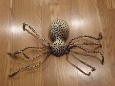 Halloween Gemmy Dropping Spider - Sound/Motion/Light