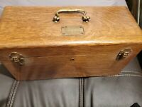 Antique Memorial Altar Service Box By J.E. Caldwell & Co. Philadelphia