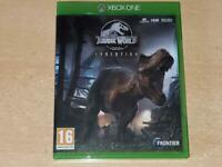 Jurassic World Evolution Xbox One **FREE UK POSTAGE**
