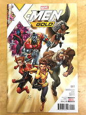 X-MEN GOLD #1 First Print ARDIAN SYAF Controversy
