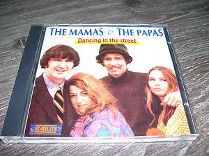 The Mamas & The Papas - Dancing In The Street * ITALIAN CD 1994 *