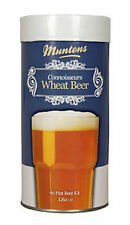 Muntons Wheat Beer Kit, 4lb