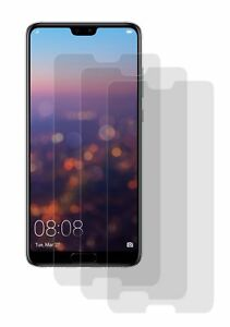 3x UltraClear Schutz Displayschutz Display Folie @COFI für Huawei P20 PRO