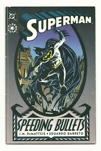 Superman Speeding Bullets DC Elseworlds Graphic Novel TPB 1993