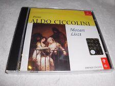 Aldo Ciccolini Mozart/Liszt-CD-OVP