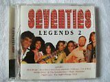 MAYFIELD Curtis, THE TEMPTATIONS... - Seventies legends 2 - CD Album