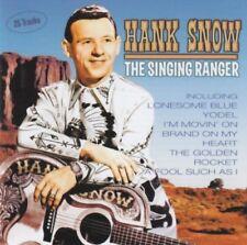 Hank Snow - The singing ranger (CD)