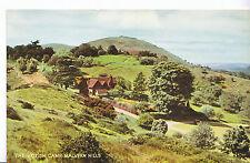 Worcestershire Postcard - The British Camp - Malvern Hills    XX606