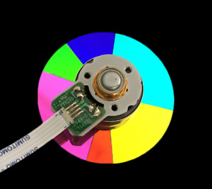 NEW Original For Optoma HD20LV HD200LV Projector Color Wheel