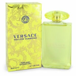 Versace Yellow Diamond by Versace Shower Gel 6.7 oz  for Women