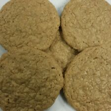 Two Dozen Soft Handmade  Oatmeal & Butterscotch Chip Cookies