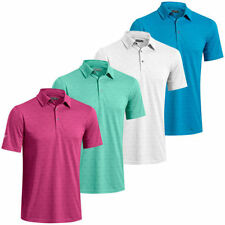 Mizuno Polyester Short Sleeve Golf Shirts & Sweaters for Men