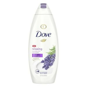 Dove Body Wash Relaxing - 22 fl oz - Lavender and Chamomile