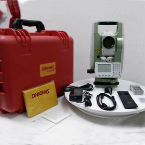 """New STS-722R10 2"""" 1000M Reflectorless  Sanding Total Station"""