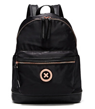 MIMCO Black SPLENDIOSA BACKPACK Rose Gold Hardware Authentic New With Tag RRP199