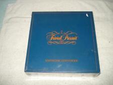 VINTAGE 1981 TRIVIAL PURSUIT GAME NEW SEALED