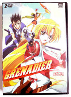 GRENADIER, Intégrale de la série - Sosuke KAIZE - dvd Très bon état
