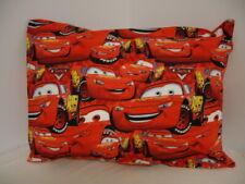 Disney Cars Lightning McQueen Pillowcase Child Toddler Cot Size  100% Cotton
