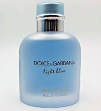 Dolce & Gabbana Light Blue Eau Intense Pour Homme EDP 3.3 oz / 100 ml Spray New