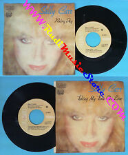 LP 45 7'' SALLY CARR Rainy day Taking my time on love 1982 italy * no cd mc dvd