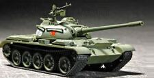 Chinese Type 59 Main Battle Tank 1/72 tank Trumpeter model kit 07285