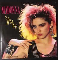 """MADONNA - SHAKE - Vinyl 12"""" Single w/ Otto Von Wernherr REPLAY 3010 VG+/VG+"""