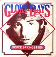 "Bruce Springsteen 7"" Glory Days - Europe (VG+/EX)"