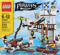Lego 2015 Pirates Blue Coat Soldiers Play Set 70412 Soldier's Fort Pirate