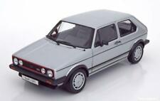 1:18 Welly VW Golf 1 GTI Pirelli 1983 silver