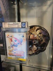 Jikkyo Powerful Pro Baseball 2000 N64 Sealed Wata 9.0 A+ Video Game Ichiro