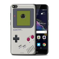 STUFF4 Case/Cover for Huawei P8 Lite (2017)/Games Console/Nintendo Game Boy