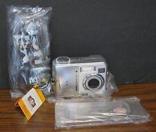 Kodak EasyShare C330 4.0MP Digital Camera Bundle - Silver - New Without Packagin