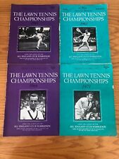 The Lawn Tennis Championships 1975 Day 1, 1965 & 66 Day 11 & 1971 Day 1, Fair .