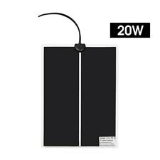 Lerway Adjustable Reptiles Pet Supply Heater Electric Heating Mat Pads Warm 5w