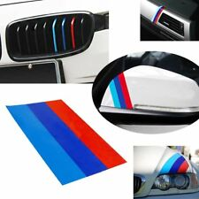 Bmw Stripes Decal Sticker Grill Vinyl M M3 Racing Side Stripes Fender Hood Skirt
