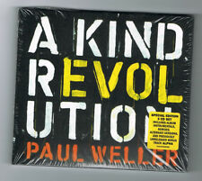 PAUL WELLER - A KIND REVOLUTION - SPECIAL EDITION 3 CD SET - 2017 - NEUF NEW NEU