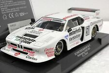 SIDEWAYS SW23 SCHNITZER BMW M1 TURBO GROUP 5 81' NURBURGRING 1/32 SLOT CAR