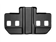 WeatherTech Custom Designed FloorLiner - Part # 440665 - 3rd Row Black