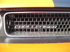 Dodge Challenger Chrome Grille Emblem Nameplate Mopar Factory Oem